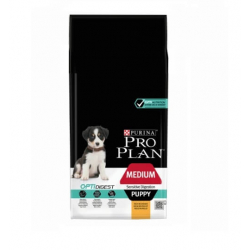 Purina Pro Plan-OptiDigest Medium Puppy Sensitive Digestion (1)