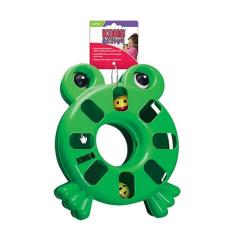 Jouet actif Puzzle Frog pour Chat (1)