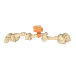 Corde Dentaire 4 Noeuds pour Chien (1)