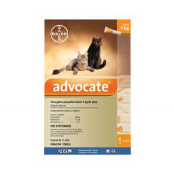 Advocate pour chats jusqu'au 4kg (1)