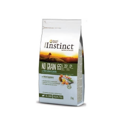 True Instinct-No Grain Med/Maxi Junior Saumon (1)
