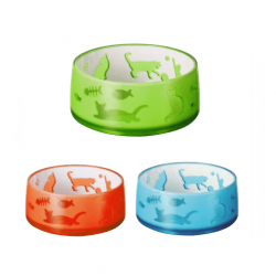 Gamelle Duoworld pour Chat