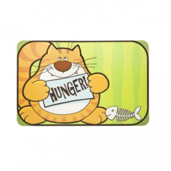 Tapis pour Bols Cat Hungry (6)