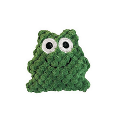 Peluche Scrattles Frog pour Chat (6)