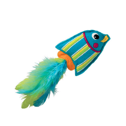 Peluche Tropics Fish pour Chat (6)