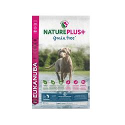 Eukanuba-Nature Plus+ Puppy All Breed Salmon Grain free (1)