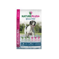Eukanuba-Nature Plus+ Adult All Breed Saumon Grain free (1)