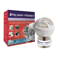 Feliway Friends Diffuseur + Rechange (1)