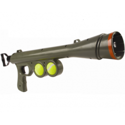 Bazooka Lance Ball pour Chien