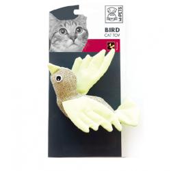 Oiseaux Tissu Fluorescent en Couleurs Assorties pour Chat (6)