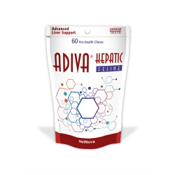 Adiva Hepatic pour Chat