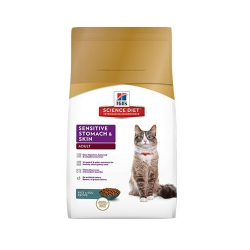 Hills-SP Feline Adult Sensitive Stomach (1)