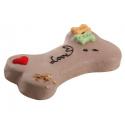"""Cookie """"Gâteau Love"""" Chocolat et Noix pour Chien"""