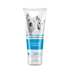 Frontline-Shampooing Cheveux Blancs pour Chien et Chat (1)