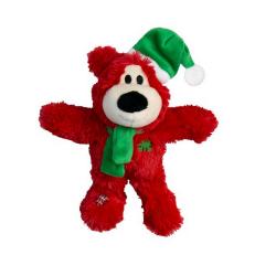 Peluche Ours Noël pour Chien (6)