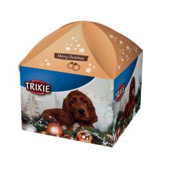 Boîte de Noël pour chien