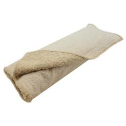Couverture Couvre le Canapé avec Coussin persan Couleur Beige pour Chien