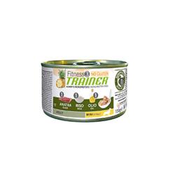Fitness 3 Adult Mini Canard avec Riz ( Sans Gluten) Boîte (6)