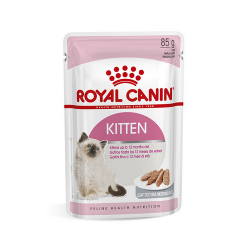 Kitten Instinctive Pouch (in Loaf) 85gr. (6)