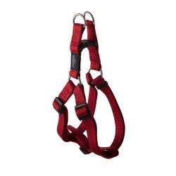 Rogz-Harnais Special Nylon Rouge pour Chien (1)