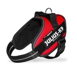 Harnais Julius K9 IDC Couleur Rouge pour Chien (1)