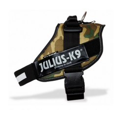 Harnais Julius K9 IDC Imprimié à Militaire Pour Chien (1)