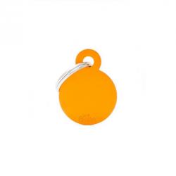 Circle Small Alluminum Orange (6)