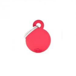 Circle Small Alluminum Red (6)