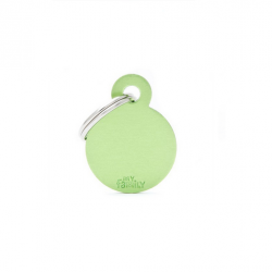 Circle Small Alluminum Green (6)