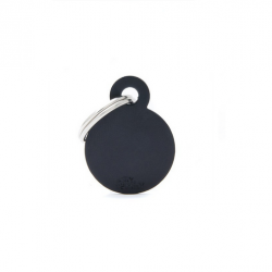 Circle Small Alluminum Black (6)