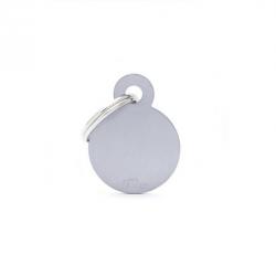 Circle Small Alluminum Gris (6)