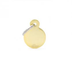 Circle Small Gold Brass (6)