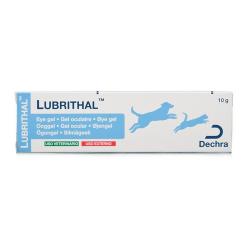 Dechra-Gel Oculaire Lubrithal pour Chien et Chat (1)