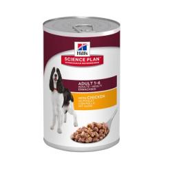 Hills-SP Canine Adult avec Poulet (Boîte) (1)