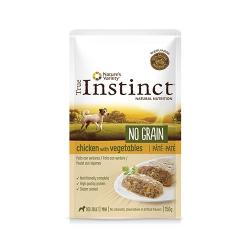 True Instinc No Grain Poulet aux Légumes 150Gr Boîte (6)