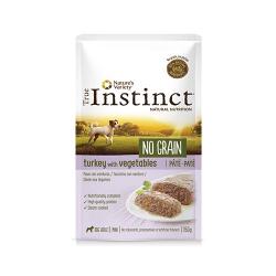 True Instinc No Grain Dinde aux Légumes 150 Gr Boîte. (6)