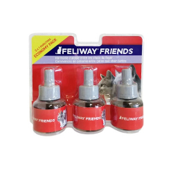 Pack de Recharges Feliway Friends (4)