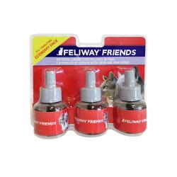 Feliway-Pack de Recharges Feliway Friends (1)