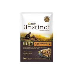 True Instinct-Feline Hight Meat Poulet 70 Gr Boîte. (1)