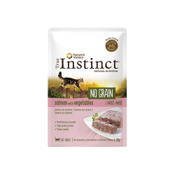 True Instinc Feline No Grain Saumon 70 Gr Boîte (6)