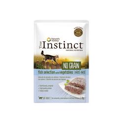 True Instinc Feline No Grain Poisson 70 Gr Boîte (6)