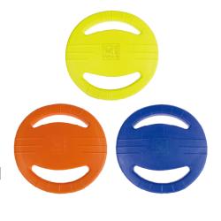 Jouets d'eau Splash Frisbees pour Chien (6)