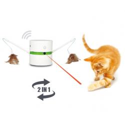 Jouet Interactif Meow 2 en 1 pour Chat (6)