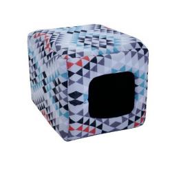 Cube en Mousse Triangles pour Chien et Chat (6)