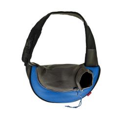 Sac en Bandoulière Couleur Bleu pour Chat (6)