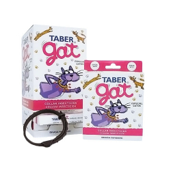 Taber-Collier Antiparasitaire pour Chat (1)