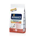 Affinity Advance-Chats Stérilisés Saumon et Orge (3)