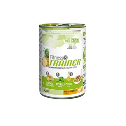 Trainer-Fitness 3 Adult Medium-Maxi Vegetal (Sans céréales) Boîte (1)