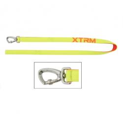 Laisse X-TRM nylon couleur Jaune néon pour Chien (1)