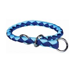 Collier Étrangleur Cavo Turquoise-bleu pour Chien (1)